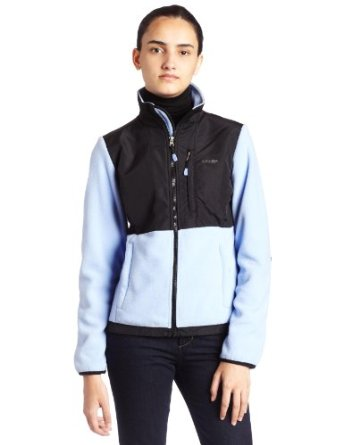 Calvin Klein Performance Women's Colorblock Fleece Jacket
