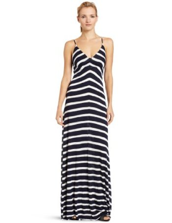 Eight Sixty Women's Stripe Maxi Dress