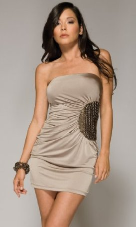 Forplay Jena Tube Dress by Forplay Catalog